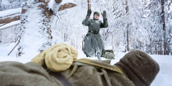 See 6 Incredible World War II Photos In Color