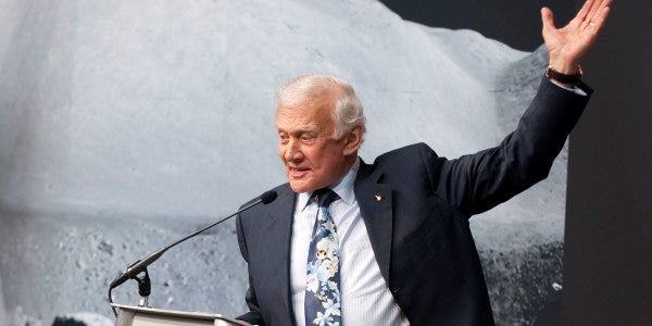 Here's Buzz Aldrin's Travel Voucher From His Trip To The Moon