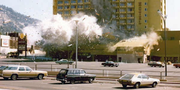 How An IED Found In A Nevada Casino 'Defeated' An FBI Bomb Squad in 1980