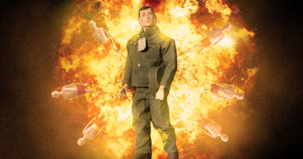 Gi Joe Was Designed To Be A More Badass Ken Doll Task Purpose Subscribe to the joe pags show newsletter. badass ken doll