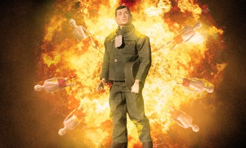 GI Joe Was Designed To Be A More Badass Ken Doll