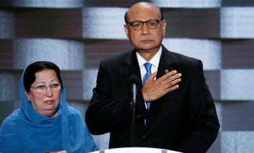 Muslim Gold Star Dad To Trump: Have You Read The Constitution?