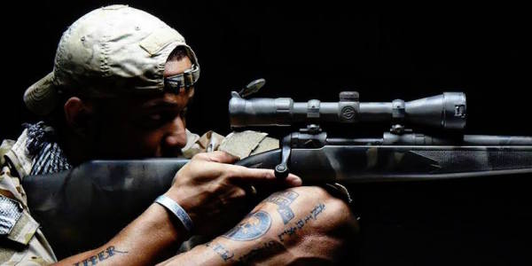 Ex-Army Ranger Nicholas Irving On Becoming 'The Reaper'