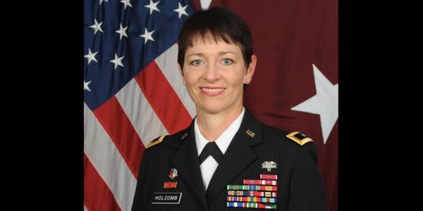 Fort Detrick Gets First Female Installation Commander
