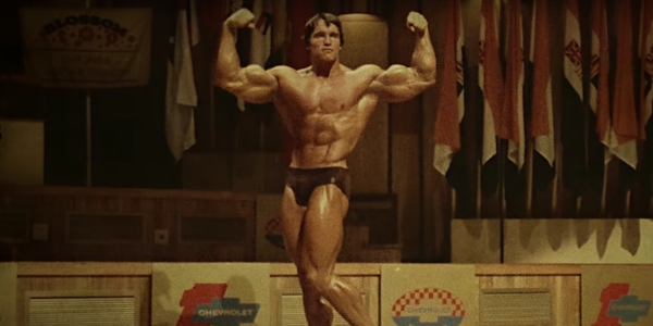 6 Things We Learned By Watching Arnold Schwarzenegger Work Out