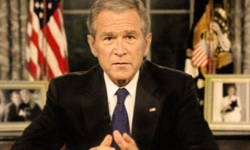 In 2005, George W. Bush Gave The Right Response To A Gold Star Mother