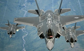 The F-35 Might Finally Be A Thing We Have In Our Arsenal