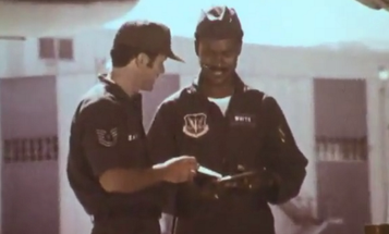 This 1970s Air Force Commercial Is A Retro Gem