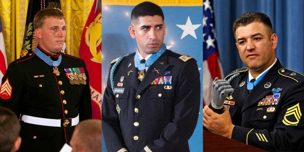 Why Medal Of Honor Recipients Are Taking A Stand In This Election