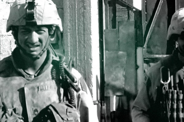 UNSUNG HEROES: The Soldier Who Took Out A House Full Of Insurgents With His M249 And A Knife