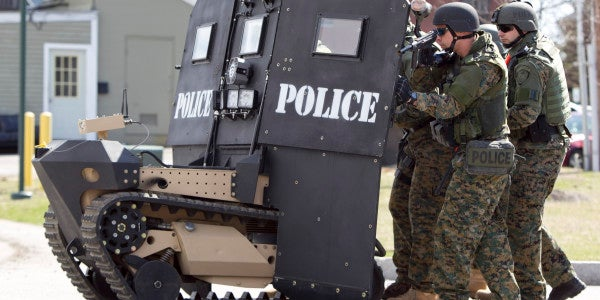 How Cops Are Gearing Up After Mass Killings And Police Shootings