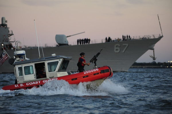 Quiz: How Well Do You Know The US Coast Guard?