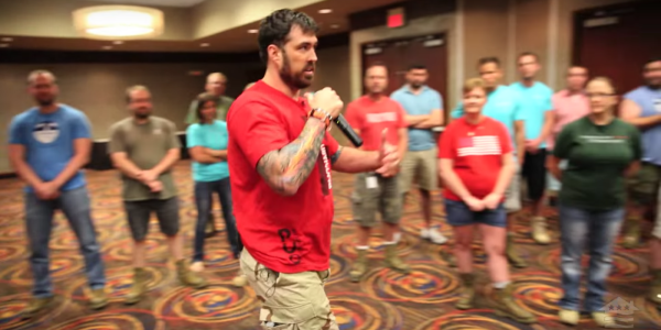 Marcus Luttrell Has A Twin Brother And He's A Neuroscientist