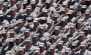 Stop Treating The Military Community As Sacred