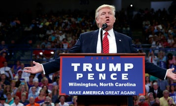 Donald Trump: 'We're Going To Redo Our Military'