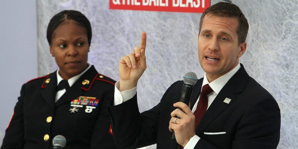 This Navy SEAL Crushed His Primary Opponents In The Race For Governor