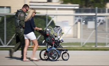 A Spouse's Guide To Guard And Reserve Benefits After Active Duty