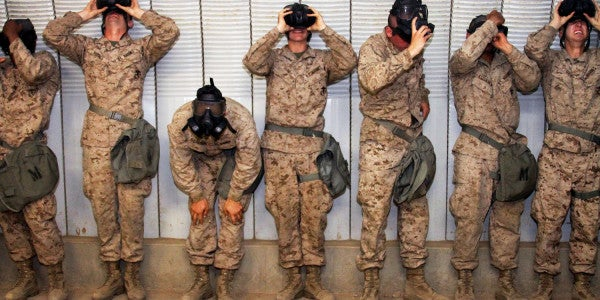 Corps says Marines won't be allowed to wear N95 or surgical masks, even if they own them