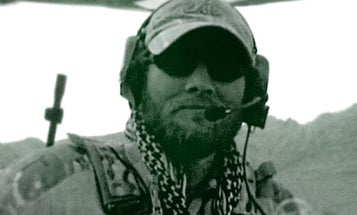 UNSUNG HEROES: The Airman Who Died Leading His Team In An Intense Ambush