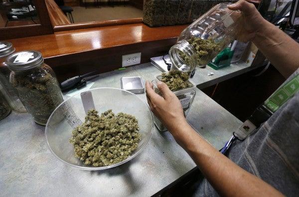 The Army Surgeon General Won't Endorse Marijuana Use For PTSD Treatment
