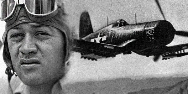 MOH Recipient 'Pappy' Boyington Was A Brawler, Drinker, And Legendary Fighter Ace