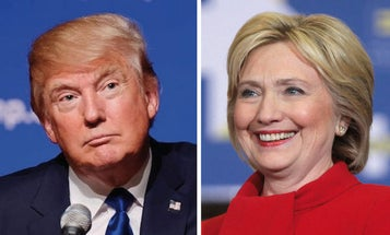 Clinton And Trump To Participate In First-Ever Veterans Town Hall