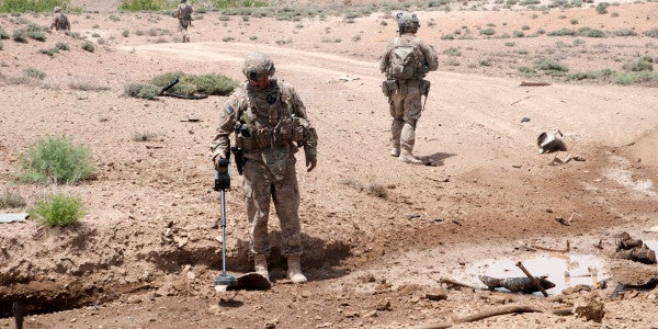 US Service Member Killed By Roadside Bomb In Afghanistan, Another Wounded
