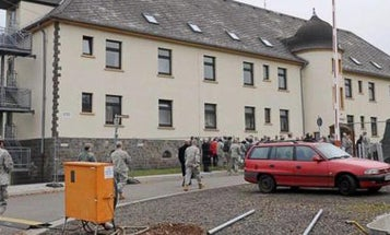 Army Ramps Up Security At Garrisons Throughout Europe