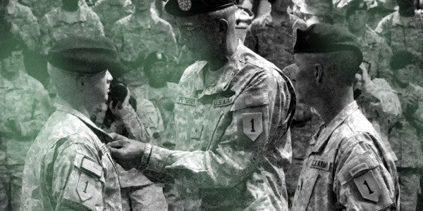 UNSUNG HEROES: The Soldier Who Finished An Ambush With His Knife