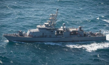 Navy Fires Warning Shots At Iranian Ships In 3rd Close Call In 2 Days