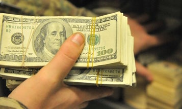 DoD Allowed Government Spending At Casinos And Strip Clubs, According To New Report