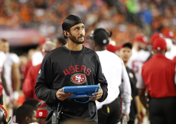Kaepernick's Next Game Is At San Diego's Salute To Military Service