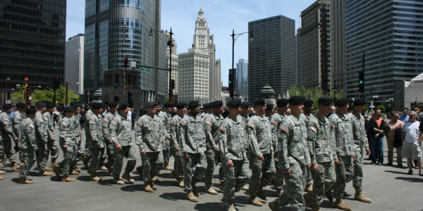 National Guard Will Not Get Called On To Stop Chicago Violence