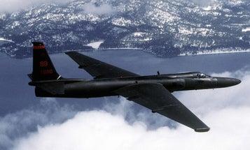 1,000th Pilot Solos U-2 'Dragon Lady' Spy Plane