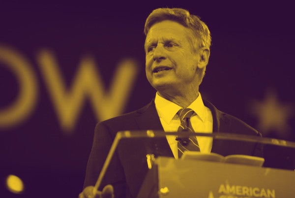 I'm A Veteran. Here's Why I'm Voting For Gary Johnson
