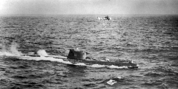 A Soviet Nuclear Torpedo, An American Destroyer, And The Cuban Missile Crisis