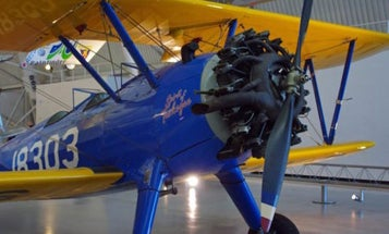 WWII-Era Planes Bring Rush Of Memories For Veterans Who Once Flew Them