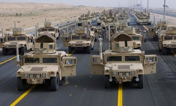 You Can Now Buy A Fleet Of Humvees At $7,000 A Pop