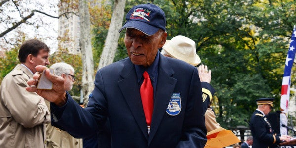 Intrepid Museum Memorial Fulfills Tuskegee Airman's Unusual Last Wish