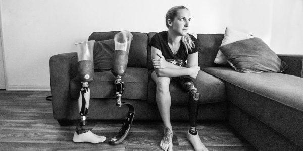 5 Haunting Portraits Of Post-9/11 Vets