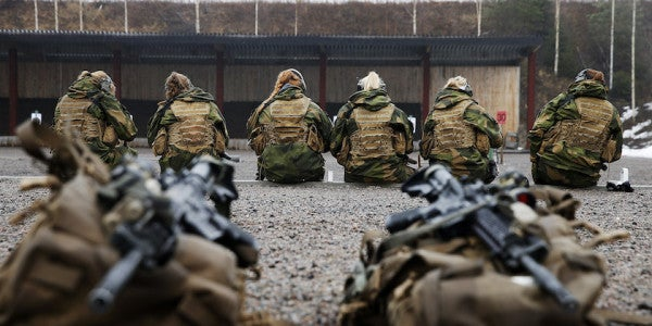 'Hunter Troop' Is The World's First All-Female Special Operations Unit
