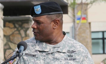 Hood Brigade Commander Fired After Sexual Harassment Complaints