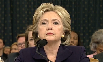 Navy Mom Wants To Know Why Her Son Is In Jail While Hillary Walks Free
