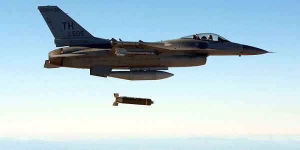US A-10s And F-16s Mistakenly Kill Syrian Troops