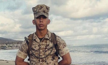 Mystery Surrounds Shooting Of Los Angeles Marine