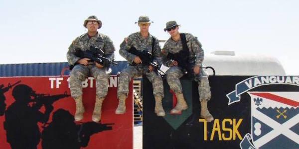 An Infantryman's 06-07 Iraq Deployment In 7 Photos