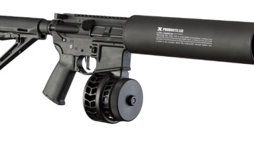 The Can Cannon Soda Launcher Is The Most Epic AR-15 Accessory On The Market