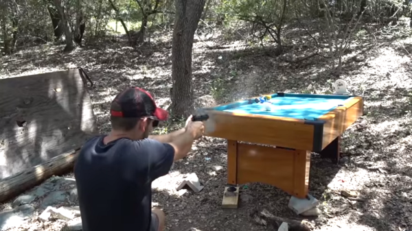 This Is The World's Most Dangerous Game Of Pool
