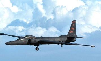 Fatal U-2 Crash Grounds Spy Plane For Now