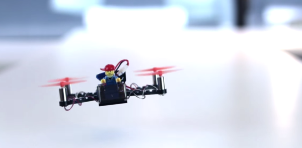 You Can Smash This Drone Into Pieces Without Breaking It